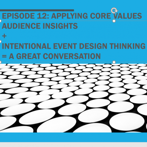 Valuegraphics and Intentional Event Design